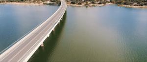Valmayor filmado con dron, por Dronspain