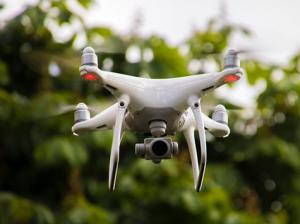Producción y filmación con drones
