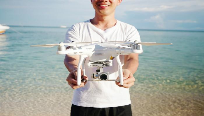 Qué debes tener en cuenta si quieres ser piloto de drones
