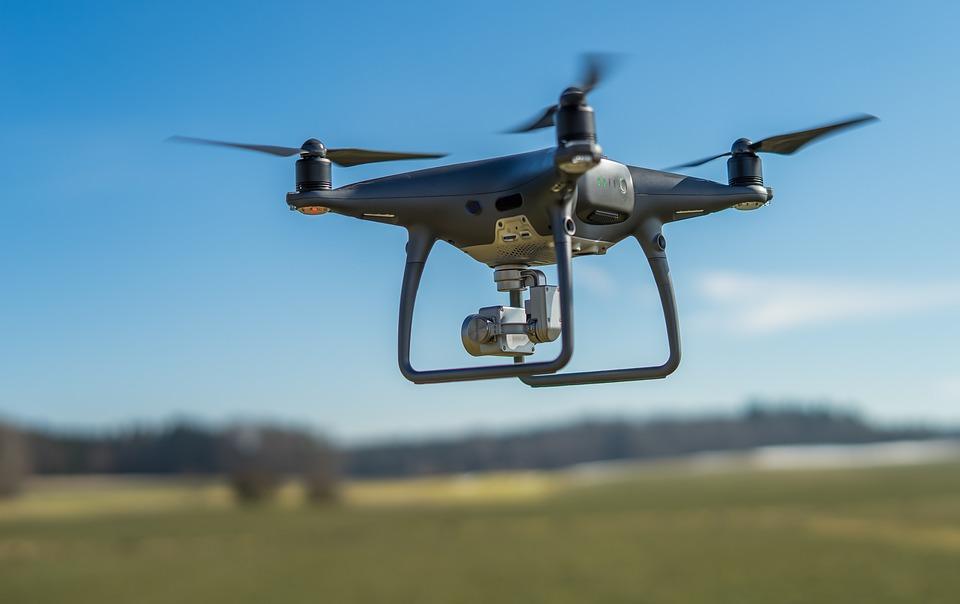 Filmación aérea de rallies - Dronspain