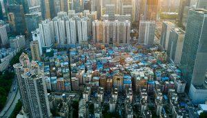 Fotografía Aérea de ciudades con Drones