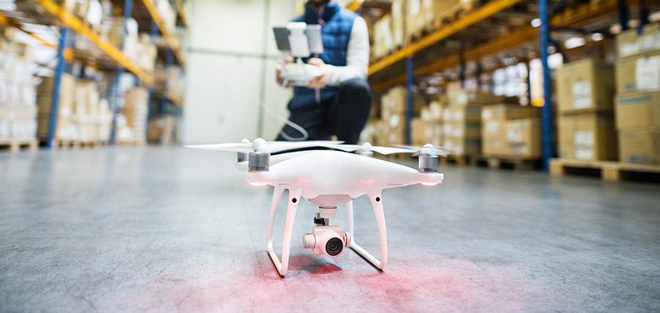 Usos y servicios de Drones en nuestros días en entrega de paquetería.