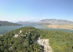 Proyecto de Filmación Aérea con Dron de Albania por Dron Spain