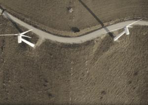 Proyecto de Filmación Aérea con Dron de los Molinos de Viento por Dron Spain