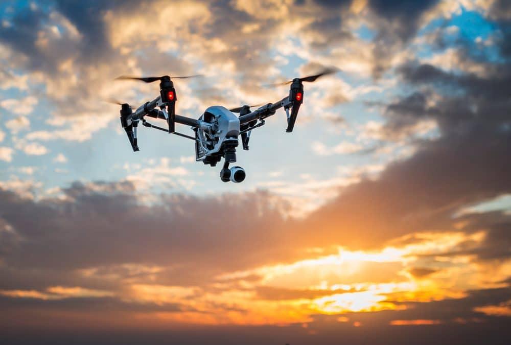 Drones y la inspección energética de edificios