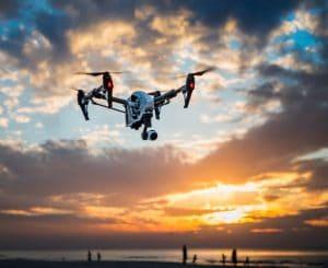 Blog7 Dron Spain. Drones para la inspección energética de edificios