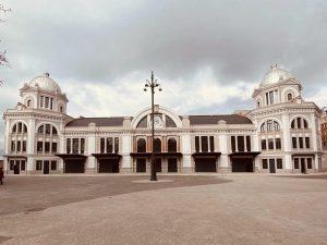 Proyecto de Seguimiento de Obras del Gran Teatro Príncipe Pío.